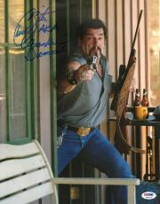 Chuck Zito Signed 11x14 Photo PSA/DNA COA Sons of Anarchy Picture Hells Angels