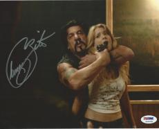 Chuck Zito Signed 8x10 Photo PSA/DNA COA Sons of Anarchy Picture Hells Angels 1
