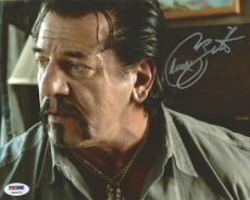 Chuck Zito Signed 8x10 Photo PSA/DNA COA Sons of Anarchy Picture Hells Angels 11