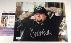 CHUMLEE signed 8x10 Photo PAWN STARS Chum Lee TV Show Shop JSA Authenticated