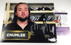 CHUMLEE signed 8x10 Photo PAWN STARS Shop Chum Lee TV Show JSA Authenticated