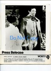 Cicely Tyson A Woman Called Moses Original Movie Photo
