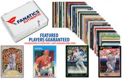 Cincinnati Reds Team Trading Card Block/50 Card Lot - Mounted Memories