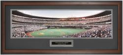 Cincinnati Reds Cinergy Field Framed Unsigned Panoramic Photograph with Suede Matte