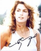 Cindy Crawford  Model     Signed 8x10
