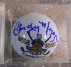 Cindy Morgan Autographed Signed Caddyshack Golfball Jsa
