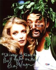 Cindy Morgan Caddyshack Signed 8X10 Photo w/ Bill Murray PSA/DNA 13