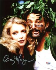 Cindy Morgan Caddyshack Signed 8X10 Photo w/ Bill Murray PSA/DNA 15