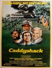 Cindy Morgan Signed Photo - 11x14 Caddyshack Yori Cover