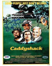 Autographed Cindy Morgan Photo - Caddy Shack Authentic 8x10 PSA DNA#5A61979