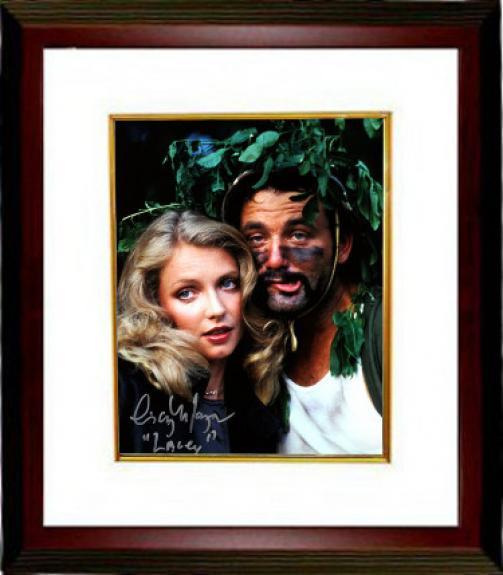 "Cindy Morgan signed Caddyshack 16X20 Photo Custom Framing  Inscribed ""Lacey"" w/ Bill Murray (entertainment)"