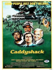 Cindy Morgan Signed Photograph - Caddyshack Authentic 11x14 PSA DNA #3