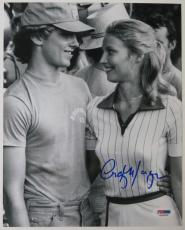 Cindy Morgan Signed Photo - Caddyshack Authentic 8x10 PSA DNA #S34392