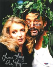 Autographed Cindy Morgan Picture - Caddyshack Authentic 8x10 PSA DNA #W35830