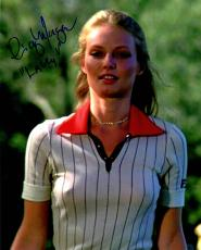 Signed Cindy Morgan Photo - Caddyshack In White Shirt 8x10 w Lacey