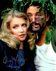 Cindy Morgan Signed Caddyshack With Bill Murray 8x10 Photo w/Lacey