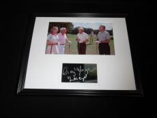 Cindy Morgan Signed Framed Photo Display Caddyshack Lacey Underall SCHWARTZ