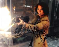 "CLAIRE DANES of ""TERMINATOR 3 : RISE of the MACHINES"" Signed 10x8 Color Photo"