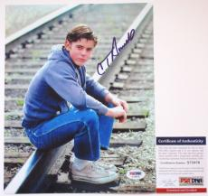 CLASSIC!!! C Thomas Howell Signed THE OUTSIDERS 8x10 Photo #2 PSA/DNA