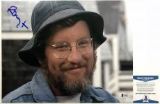 CLASSIC!!! Richard Dreyfuss MATT HOPPER Signed JAWS 11x14 Photo #1 Beckett BAS
