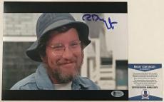 CLASSIC!!! Richard Dreyfuss MATT HOPPER Signed JAWS 8x10 Photo #1 Beckett BAS