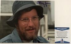 CLASSIC!!! Richard Dreyfuss MATT HOPPER Signed JAWS 8x10 Photo #2 Beckett BAS
