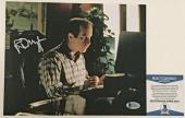 CLASSIC Richard Dreyfuss THE WRITER Signed STAND BY ME 8x10 Photo #2 Beckett BAS