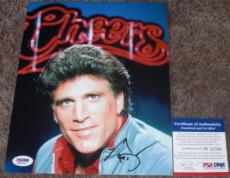 SAM MAYDAY MALONE!!! Ted Danson RED SOX Signed CHEERS 8x10 Photo #1 PSA/DNA
