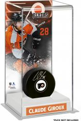 Claude Giroux Philadelphia Flyers Deluxe Tall Hockey Puck Case