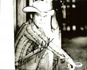 Clay Walker Country Music Signed 8X10 Photo PSA/DNA #Y42033