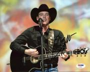 Clay Walker Country Music Signed 8X10 Photo PSA/DNA #Y42042