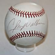 Clay Walker Signed Official Major League Baseball PSA/DNA Z21378 Country Music