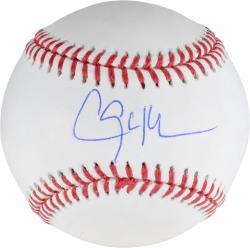 Clayton Kershaw Los Angeles Dodgers Autographed Baseball