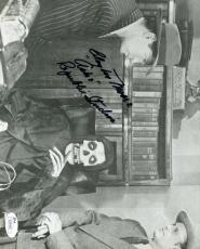 Clayton Moore Jsa  Autograph 8x10 Hand Signed Photo Authenticated Crimson Ghost