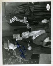 Clayton Moore Jsa Coa Signed Crimson Ghost 8x10 Photo Authenticated Autograph