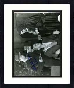 Clayton Moore Jsa Coa Signed Crimson Ghost 8x10 Photo Authenticated Autograph