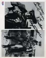 Clayton Moore Lone Ranger Signed Psa/dna 8x10 Photo Authenticated Autograph