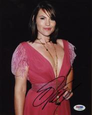 Clea DuVall SIGNED 8x10 Photo Veep American Horror Story PSA/DNA AUTOGRAPHED