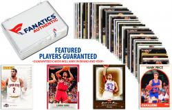 Cleveland Cavaliers Team Trading Card Block/50 Card Lot - Mounted Memories