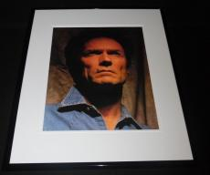 Clint Eastwood 1985 Framed 11x14 Photo Poster