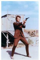 Clint Eastwood 8x10 photo (Dirty Harry) Image #1