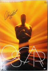 "Clint Eastwood ""93 Oscar"" Signed 24X36 Foamboard Oscar Poster PSA/DNA #I26364"