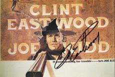 "CLINT EASTWOOD as JOE KIDD in the Movie ""JOE KIDD"" Signed 6x4 Color Photo"
