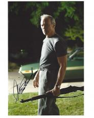 "CLINT EASTWOOD as WALT KOWALSKI in ""GRAN TORINO"" Signed 8x10 Color Photo"
