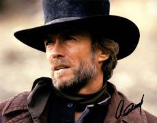 Clint Eastwood Autographed 11x14 Josey Wales Photo UACC RD COA AFTAL