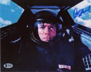 "Clint Eastwood Autographed 8"" x 10"" Pilot Photograph - Beckett COA"