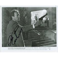 Clint Eastwood Autographed/Signed 8x10 Photo