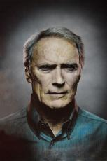 Clint Eastwood Autographed Canvas Poster Gran Torino Photo w Video Proof