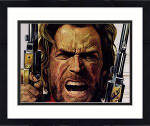 Clint Eastwood Autographed Outlaw J.W. 16X20 Poster Photo UACC RD AFTAL COA