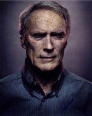 Clint Eastwood Autographed Shadows 16X20 Poster Photo UACC RD AFTAL COA